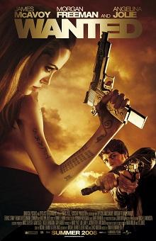 ดูหนังบู๊ Wanted (2008) ฮีโร่เพชฌฆาตสั่งตาย เต็มเรื่องมาสเตอร์ HD