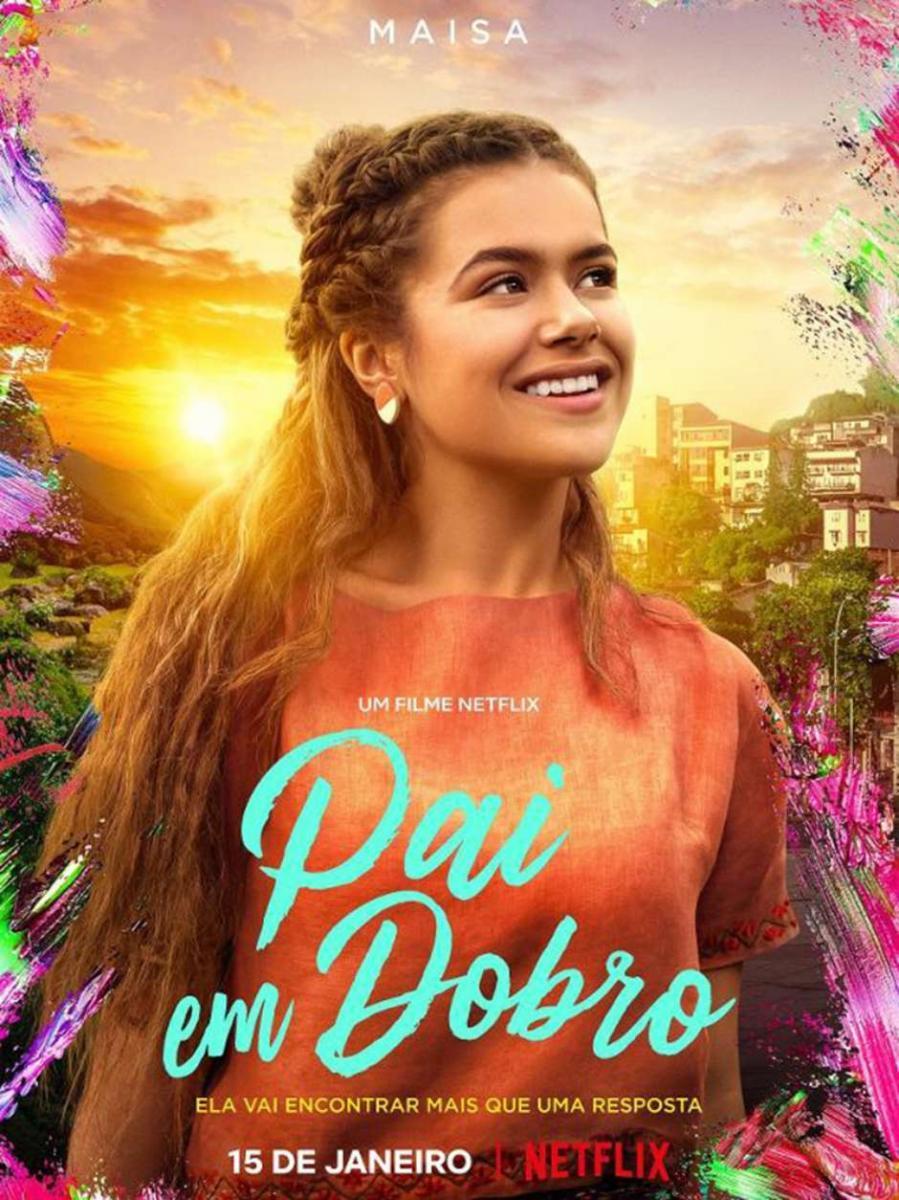 ดูหนังใหม่ Double Dad (2021) | Netflix มาสเตอร์ ซับไทย