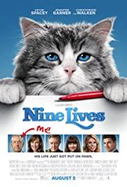 ดูหนังฟรีออนไลน์ Nine Lives (2016) แมวเก้าชีวิต เพี้ยนสุดโลก HD พากย์ไทย