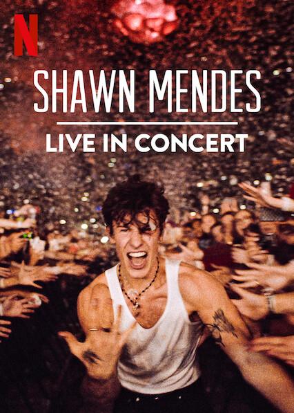 Shawn Mendes Live in Concert ชอว์น เมนเดส ไลฟ์อินคอนเสิร์ต มาสเตอร์