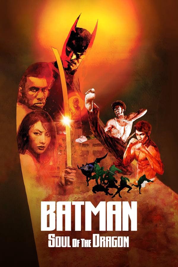 ดูการ์ตูนออนไลน์ Batman Soul of the Dragon (2021) HD