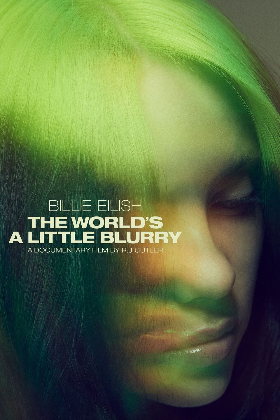 ดูหนังใหม่ Billie Eilish The World's a Little Blurry (2021)