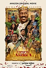 ดูหนังฟรีออนไลน์ หนังใหม่ Coming 2 America (2021) มาสเตอร์ HD เต็มเรื่อง