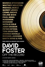 ดูหนังใหม่ David Foster Off the Record (2019) เดวิด ฟอสเตอร์ เบื้องหลังสุดยอดเพลงฮิต HD พากย์ไทย ซับไทย