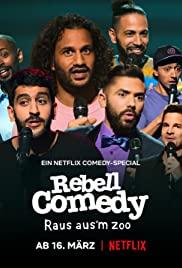 ดูหนัง NETFLIX RebellComedy: Straight Outta the Zo (2021) รีเบลล์คอมเมดี้ ส่งตรงจากสวนสัตว์ หนังฟรีออนไลน์ เต็มเรื่อง
