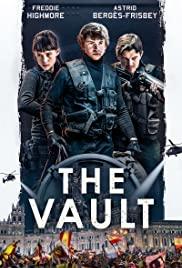 ดูหนังใหม่ The Vault (2021) HD ซับไทย