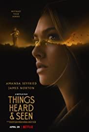 ดูหนังออนไลน์ฟรี หนังใหม่ NETFLIX Things Heard & Seen Things Heard & Seen (2021) แว่วเสียงวิญญาณหลอน