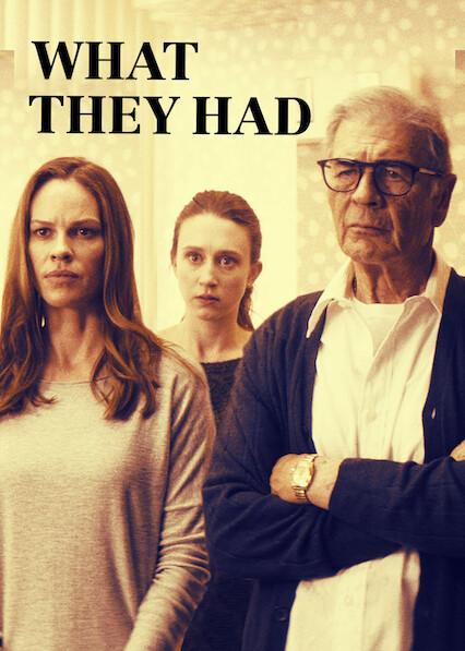 ดูหนังฟรีออนไลน์ What They Had (2018) HD เต็มเรื่อง