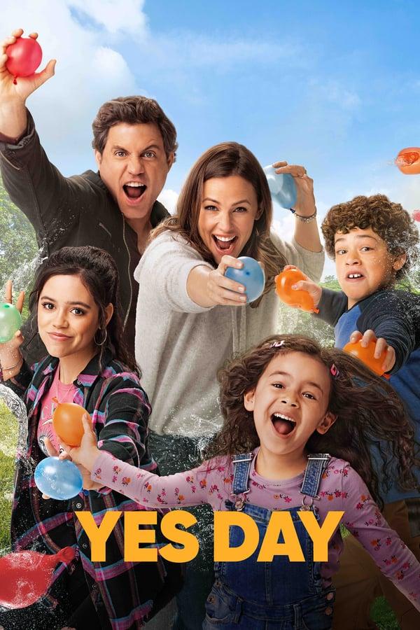 ดูหนังใหม่ Netflix Yes Day (2021) เยสเดย์ วันนี้ห้ามเซย์โน HD