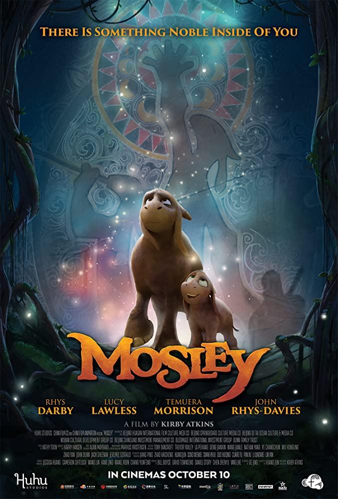 ดูการ์ตูนออนไลน์ Mosley (2019)