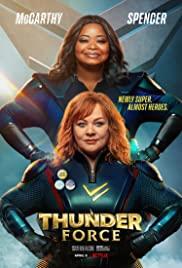 ดูหนังฟรีออนไลน์ Thunder Force (2021) ขบวนการฮีโร่ฟาดฟ้า HD เต็มเรื่อง