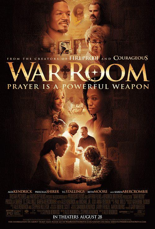 ดูหนังออนไลน์ฟรี War Room (2015) วอร์ รูม HD