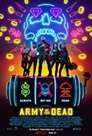 ดูหนังใหม่ Netflix Army of the Dead (2021) แผลปล้นซอมบี้เดือด HD พากย์ไทย ซับไทย มาสเตอร์ HD