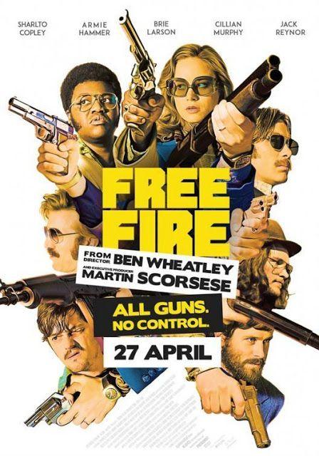 ดูหนังออนไลน์ฟรี Free Fire (2016) รวมพล รัวไม่ยั้ง HD ซับไทย พากย์ไทย