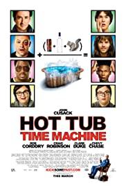 ดูหนังฟรีออนไลน์ Hot Tub Time Machine (2010) สี่เกลอเจาะเวลาป่วนอดีต