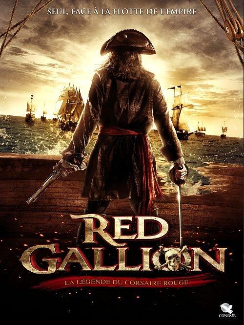 ดูหนังฟรีออนไลน์ Red Gallion (2013) จอมสลัดบันลือโลก HD ซับไทย