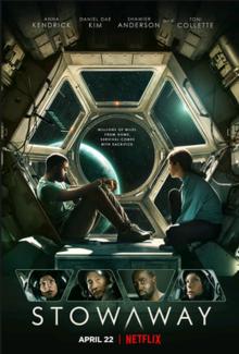 ดูหนังใหม่ Netflix Stowaway (2021) ภารกิจสู่ดาวอังคาร ซับไทย HD