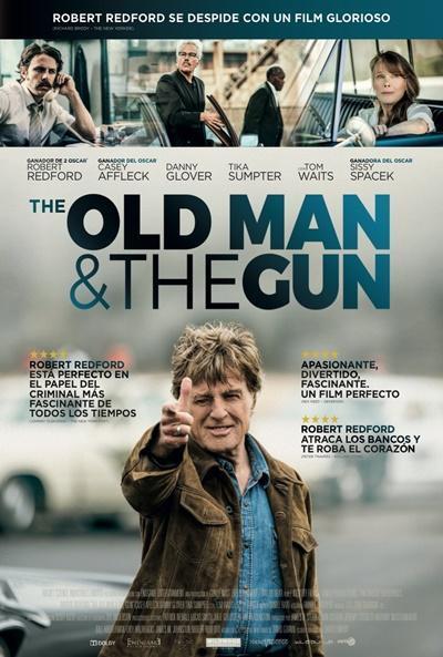 ดูหนังฟรีออนไลน์ The Old Man And the Gun (2018) ชายชราและปืน HD