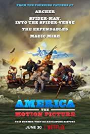 ดูหนังออนไลน์ฟรี America: The Motion Picture (2021) อเมริกา: เดอะ โมชั่น พิคเจอร์ HD