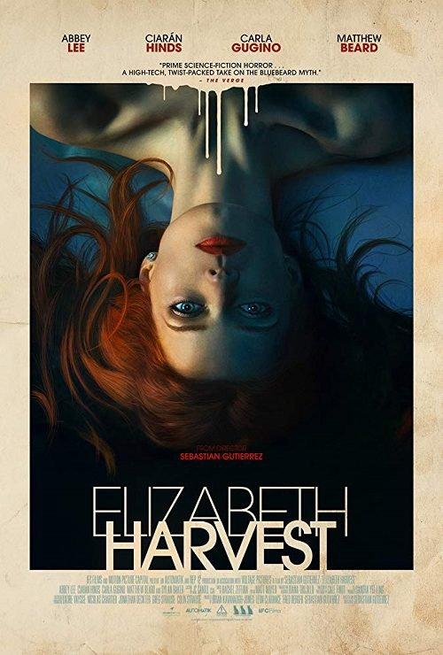 ดูหนังออนไลน์ฟรี Elizabeth Harvest (2018) เจ้าสาวร่างปริศนา HD เต็มเรื่อง