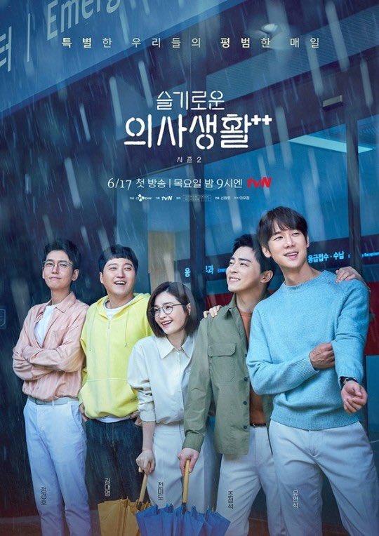 ดูซีรี่ย์ออนไลน์ ซีรี่ย์เกาหลี Hospital Playlist Season 2