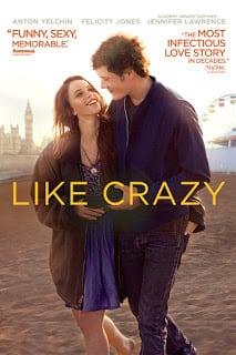 ดูหนังฟรีออนไลน์ LIKE CRAZY (2011) รักแรก รักแท้ รักเดียว HD เต็มเรื่อง