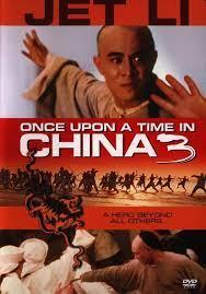 ดูหนังเอเชีย Once Upon A Time in China 3 (1993) HD เต็มเรื่อง