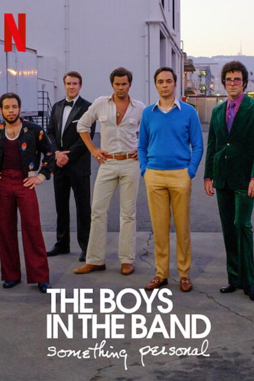 ดูหนังใหม่ The Boys in the Band: Something Personal | Netflix ซับไทย