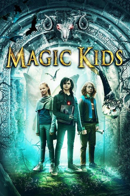 ดูหนังใหม่ The Magic Kids: Three Unlikely Heroes (2020) แก๊งจิ๋วพลังกายสิทธิ์