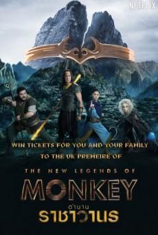 ดูซีรี่ย์ออนไลน์ The New Legends Of Monkey (2021) ตำนานราชาวานร จบ