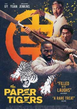 ดูหนังฟรีออนไลน์ The Paper Tigers (2020) สามเสือกระดาษ HD