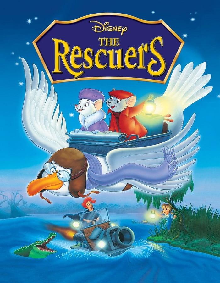 ดูการ์ตูนออนไลน์ The Rescuers (1977) หนูหริ่ง หนูหรั่ง ผจญเพชรตาปีศาจ