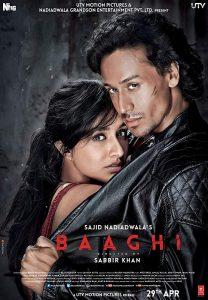 ดูหนังฟรีออนไลน์ Baaghi (2016) บากิ ยอดคนสุดกระห่ำ HD หนังเอเชีย เต็มเรื่อง