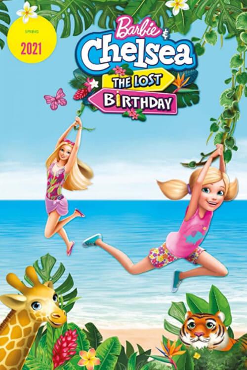ดูการ์ตูนออนไลน์ หนังใหม่ Netflix Barbie & Chelsea The Lost Birthday (2021) บาร์บี้กับเชลซี วันเกิดที่หายไป