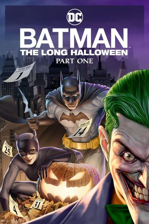 ดูหนังฟรีออนไลน์ Batman: The Long Halloween Part 1 (2021) HD พากย์ไทย ซับไทย