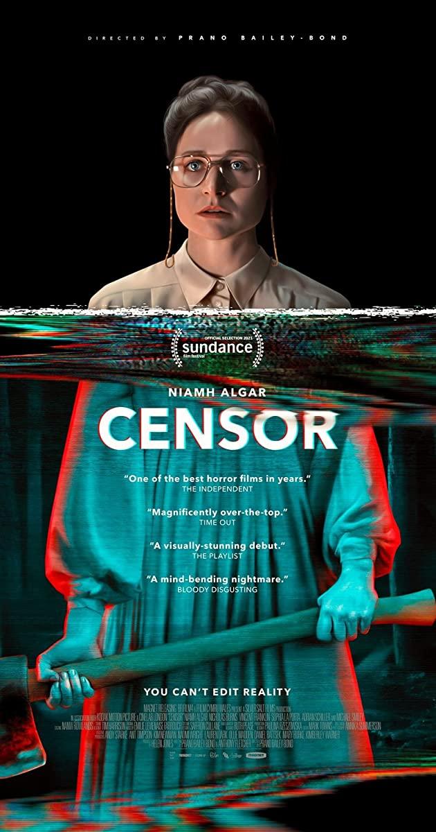ดูหนังออนไลน์ฟรี Censor (2021) HD เต็มเรื่อง