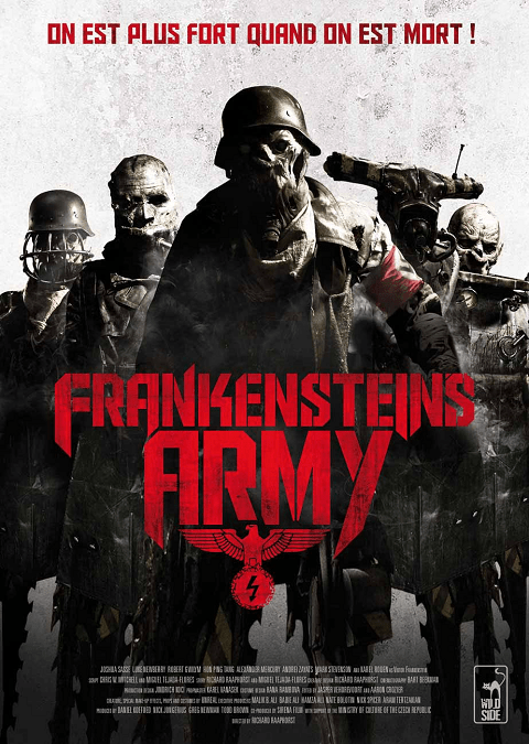 ดูหนังฟรีออนไลน์ Frankenstein's Army (2013) HD ซับไทย