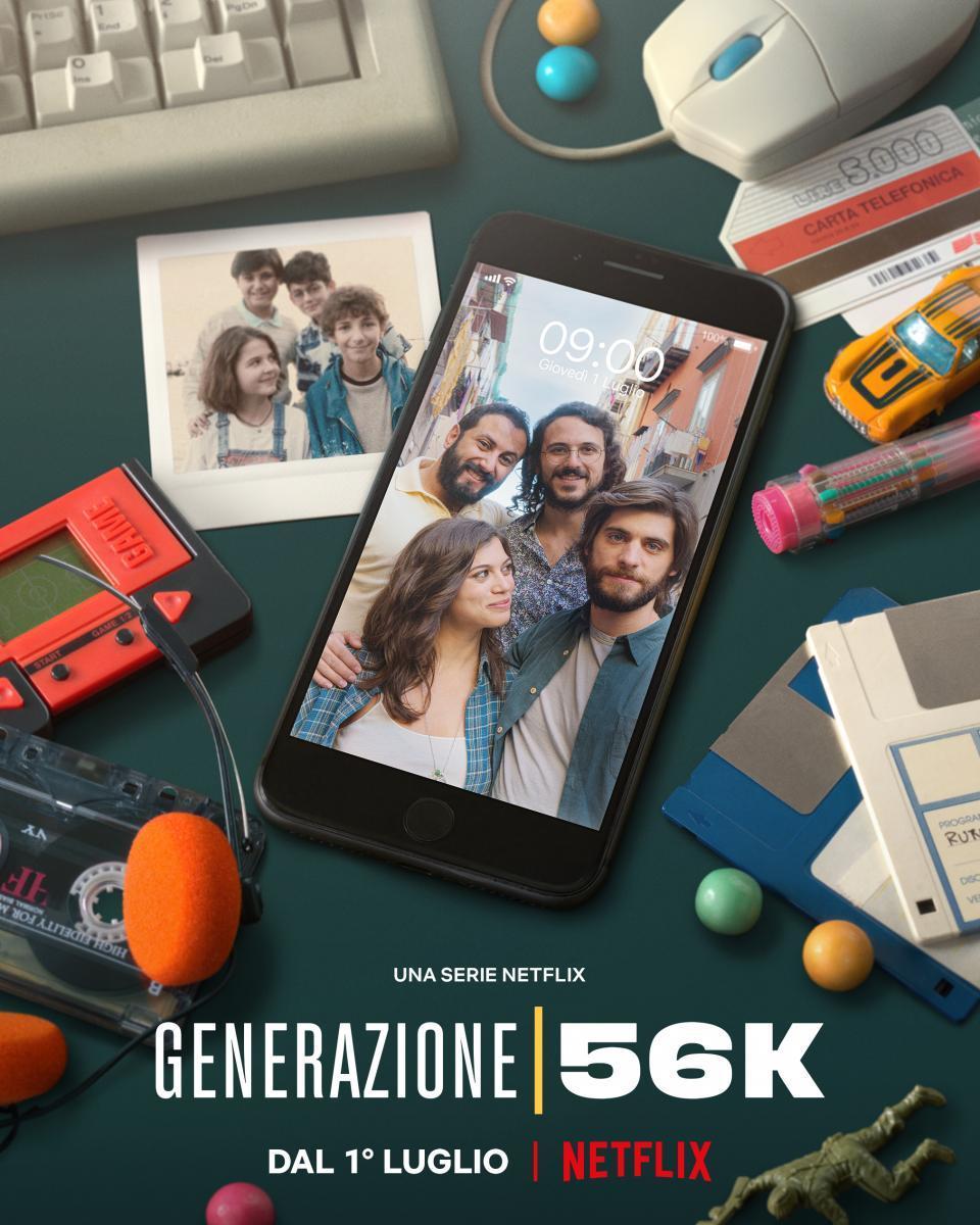 ดูหนังฟรีออนไลน์ ซีรี่ย์ใหม่ Netflix Generation 56K (2021)