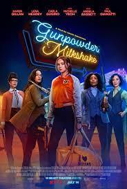 ดูหนังฟรีออนไลน์ Gunpowder Milkshake (2021) HD ซับไทย เต็มเรื่อง