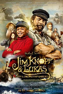 ดูหนังฟรีออนไลน์ Jim Button and Luke the Engine Driver (2018) จิม กระดุม กับลูคัส คนขับหัวรถจักร HD เต็มเรื่อง
