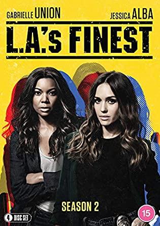 ดูซีรี่ย์ออนไลน์ L.A.'s Finest Season 2 (2021) HD