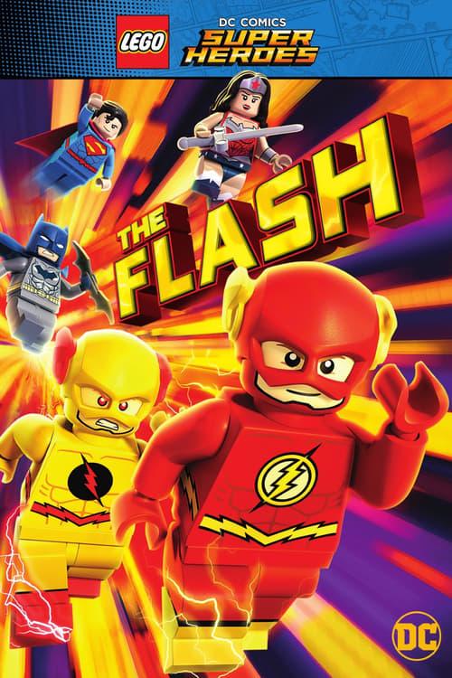 ดูหนังฟรีออนไลน์ Lego DC Comics Super Heroes: The Flash (2018) HD