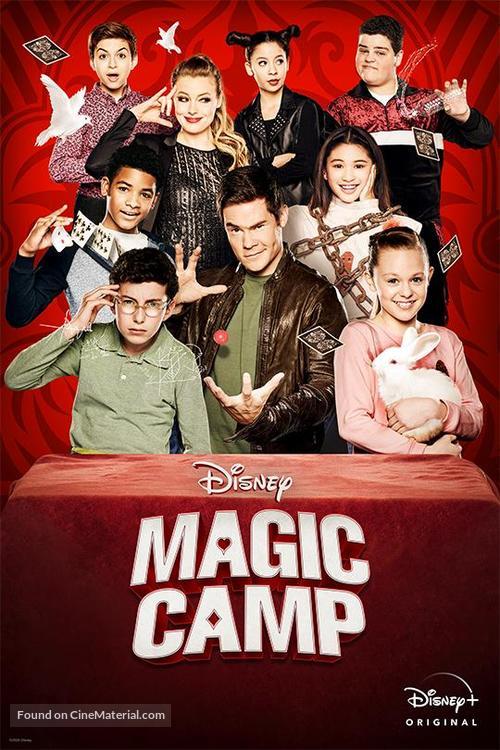 ดูหนังฟรีออนไลน์ Magic Camp (2020) HD ซับไทย พากย์ไทย ดูหนัง Disney+ เต็มเรื่อง