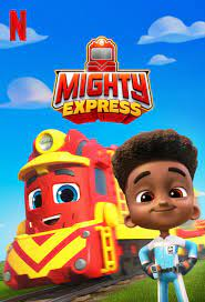 ดูการ์ตูนออนไลน์ Mighty Express Season 4 (2021) ไมตี้ เอ็กซ์เพรส ปี 4 HD ซับไทย