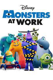 ดูการ์ตูนออนไลน์ Monsters at Work (2021) มอนส์เตอร์การช่าง