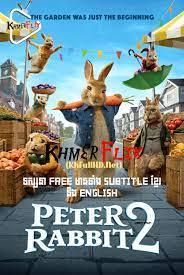 ดูหนังใหม่ชนโรง Peter Rabbit 2: The Runaway (2021) HD ซับไทย เต็มเรื่อง