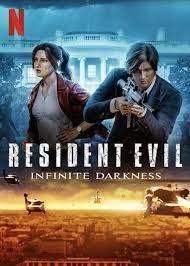 ดูซีรี่ย์ออนไลน์ NETFLIX Resident Evil: Infinite Darkness (2021) ผีชีวะ มหันตภัยไวรัสมืด