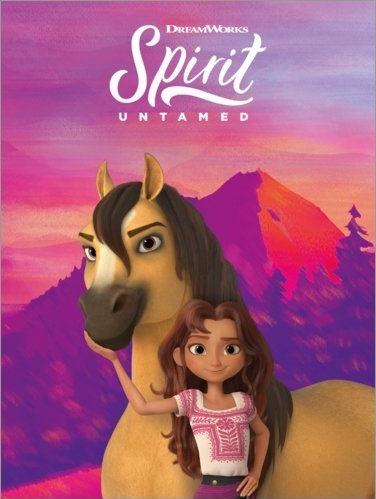 ดูการ์ตูนออนไลน์ หนังใหม่ชนโรง Spirit Untamed (2021) สปิริต ม้าพยศหัวใจแกร่ง
