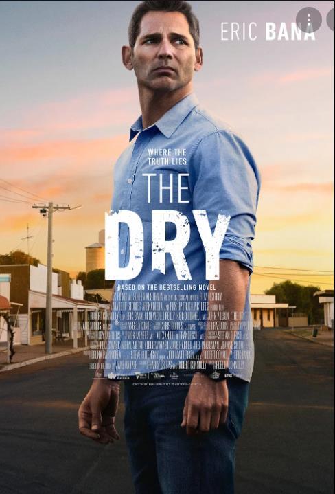 ดูหนังออนไลน์ The Dry (2020) คืนถิ่นสืบ HD ดูหนัง NETFLIX