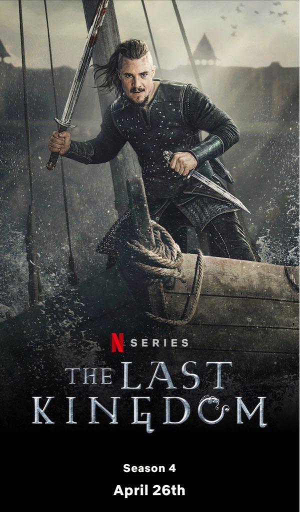 ดูซีรี่ย์ออนไลน์ The Last Kingdom Season 4